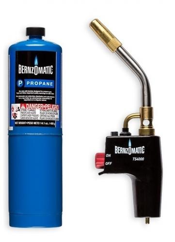 Bernzomatic TS 4000  set PROPAN