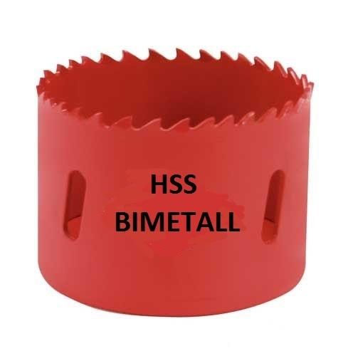 Bimetalová korunka 52mm