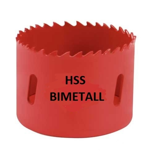 Bimetalová korunka 76mm