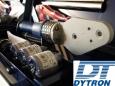 Dytron P- 4 a 850W, nožová, minisada, blue