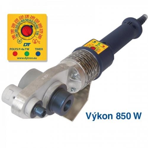 Dytron P- 4a 850W, nožová, set 16-63mm, TW