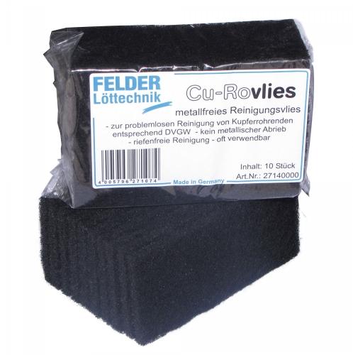 Felder Cu-Rovlies,,čistící rouno 10ks/bal
