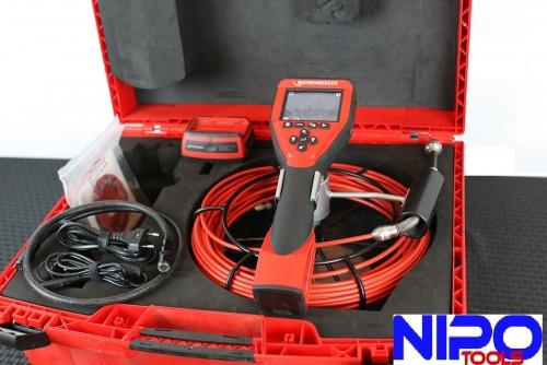 Inspekční kamera Roscope 1000 set PIPE 25/16+TEC
