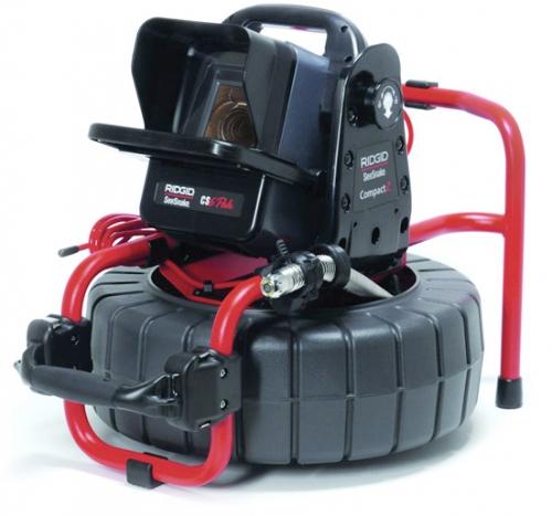 Inspekční kamera SeeSnake Compact 2-Systém