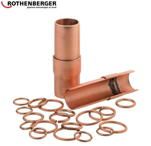 Kroužky pro tvrdé pájení  22 mm,250g