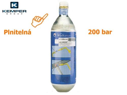 Kyslík - Miniautogen, plnitelná lahev 200 bar