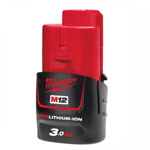 Milwaukee M12 B3 aku 3Ah 12V Li-ion