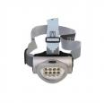 Montážní čelová LED 8x/ 3xAAA