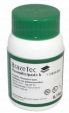 Pasta pro tvrdé pájení,BrazeTec h, FH 10, 100g