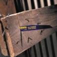 Pilový list do dřeva s hřebíky 300/4,2mm(bal.5ks)