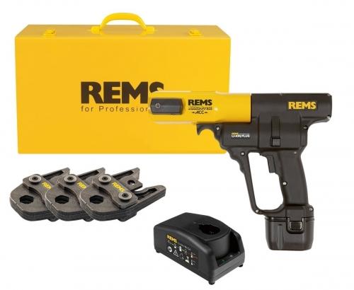 REMS Akku-Press ACC Set V 15-22-28