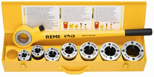 REMS Eva Set NPT 1/2 - 2˝