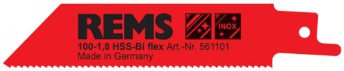 REMS Pilový list  100/1,8 (5ks)