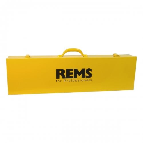 REMS Plechový kufr EVA s vložkou