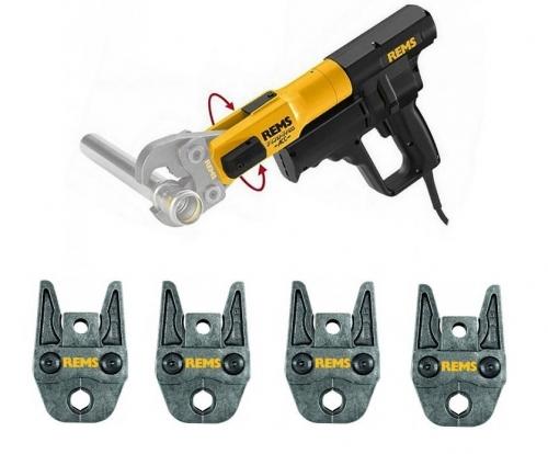 REMS Power-Press ACC, TH 16-20-26-32mm set