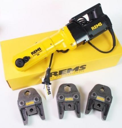 REMS Power-Press SE, Set V 15-18-22