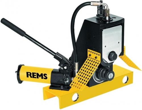 REMS Rollnut, drážkovací zařízení N80A