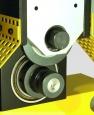 REMS Rollnut, drážkovací zařízení REX 4