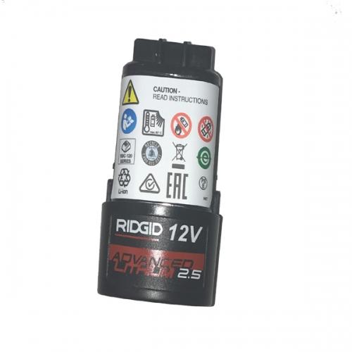 Ridgid 12V Li-Ion akumulátor 2,5Ah