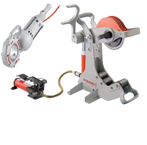 Ridgid 258, Power Pipe Cutter+pohon