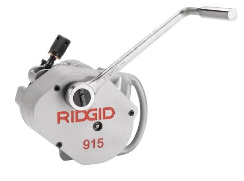 Ridgid 915, montážní drážkovačka (2-6˝)
