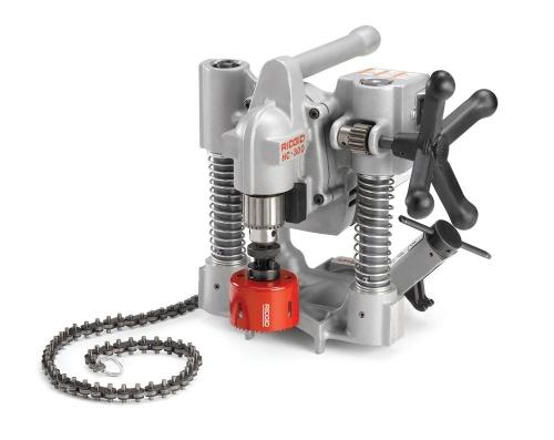 Ridgid HC 300-Vrtačka na potrubí
