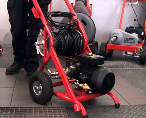 RIDGID KJ-1590 II elektrická