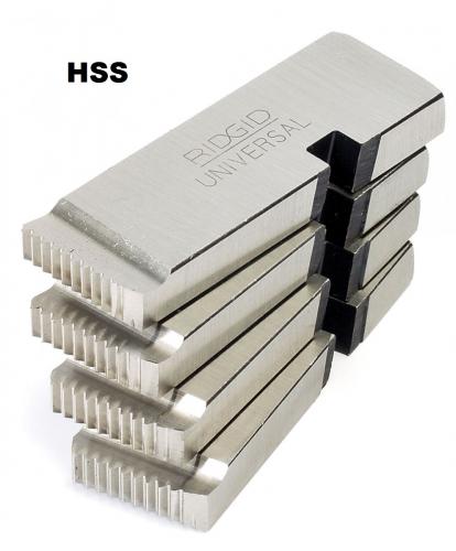 RIDGID Nože 1-2˝  HSS na nerez