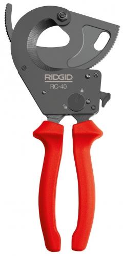 Ridgid RC 40 ráčnové krokové nůžky