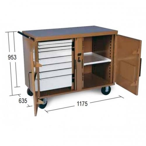 Ridgid Storagemaster 49 (pojízdný)