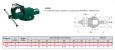 RIDGID Svěrák paralelní Junior 120mm