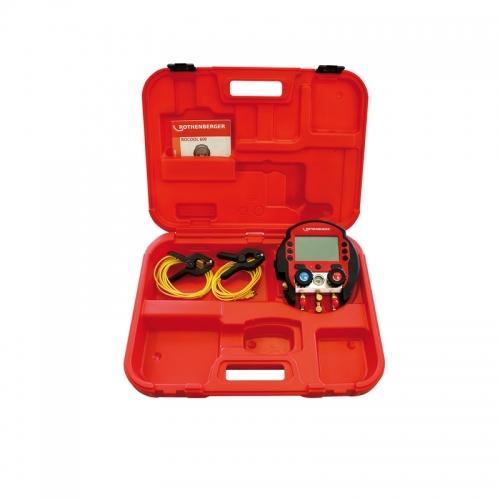ROCOOL 600 Set 2 (kufr, 2 teploměry)