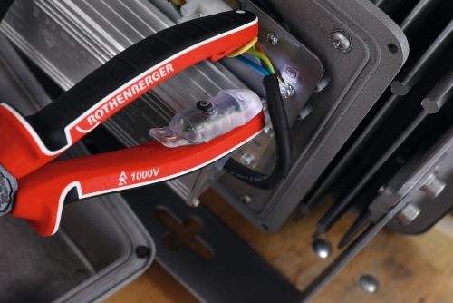 Rothenberger E-detektor, napěťový tester 90 - 1000V