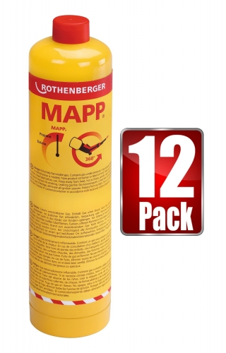 Rothenberger MAPP® (EU 7/16˝) karton 12ks