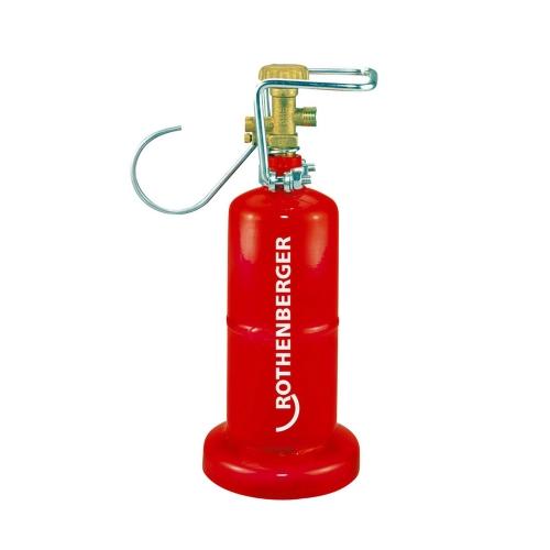 Rothenberger plnitelná plynová lahev 0,5kg/3/8˝