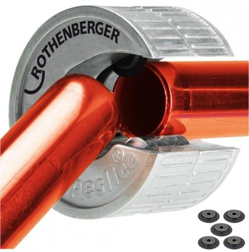 Rothenberger Řezné kolečko do řezáku ROSLICE 18mm(5ks)