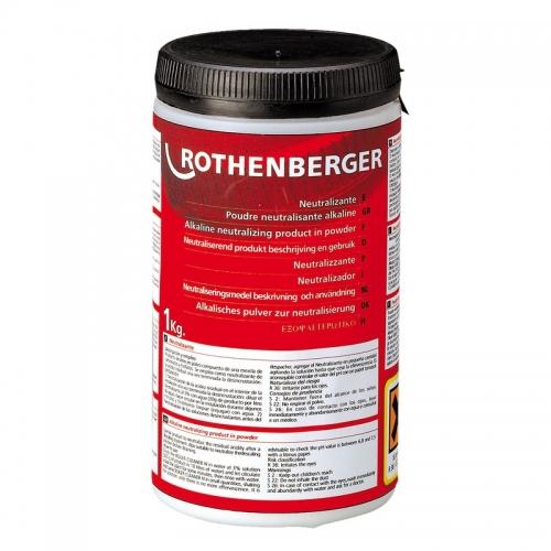 Rothenberger Rocal neutralizační prášek 1kg