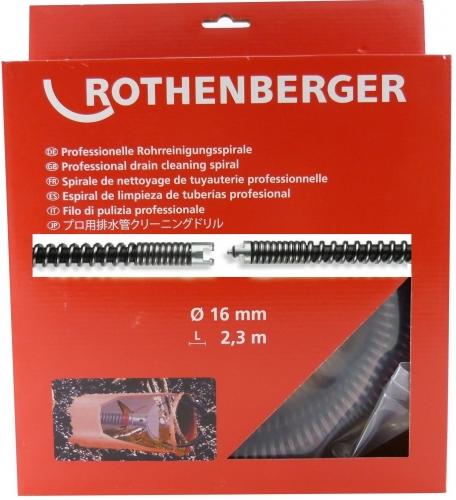 Rothenberger SMK Spirála (s výplní) 16mm x 2,3m