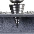 Stupňovitý vrták HSS 30-40mm