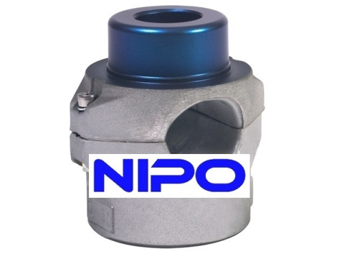 Svařovací nástavec čelisťový 25 mm, blue