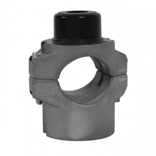 Svařovací nástavec čelisťový 63 mm, black