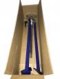 Vodící skládací podpěra na trubky 6-115mm