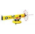 Vodováha laserová, magnetická 40cm
