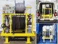 Vysokotlaké čistící zařízení  DN 50 - 300