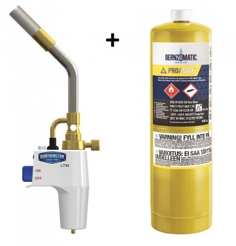 Worthington LT-92 + plyn Pro-MAX