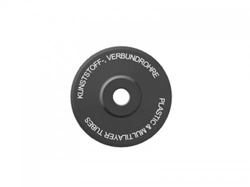 ZENTEN Řezné kolečko na plast a al-pex, 30x6,2mm