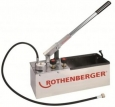 Zkušební tlaková pumpa RP 50(INOX)